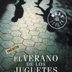 Libros: EL VERANO DE LOS JUGUETES MUERTOS - TONI HILL. Lote 267778984