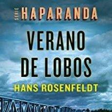 Libros: VERANO DE LOBOS HANS ROSENFELDT. Lote 268261299