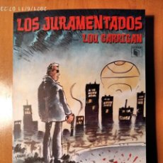Libros: LOS JURAMENTADOS - LOU CARRIGAN - ACHAB 2021 - 1ª EDICION NUMERADA - ÚLTIMOS EJEMPLARES. Lote 268482929