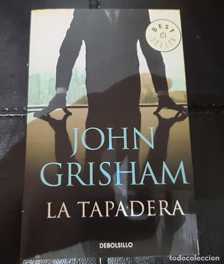 LA TAPADERA DE JOHN GRISHAM (Libros Nuevos - Literatura - Narrativa - Novela Negra y Policíaca)