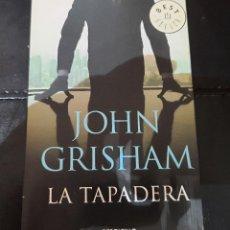 Libros: LA TAPADERA DE JOHN GRISHAM. Lote 268813854