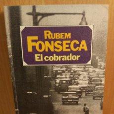 Libros: RUBEM FONSECA. EL COBRADOR. Lote 269643823