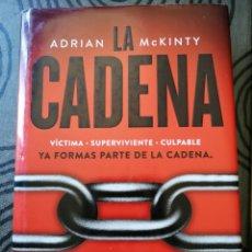 Libros: LA CADENA. Lote 270097323