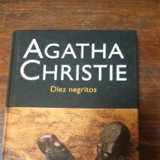 Libros: DIEZ NEGRITOS. AGATHA CHRISTIE. EDITORIAL EL MOLINO.. Lote 272354353