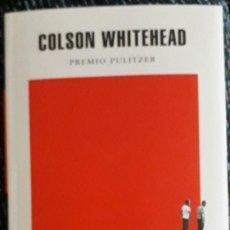 Libros: LOS CHICOS DE LA NICKEL COLSON WHITEHEAD. Lote 272729528