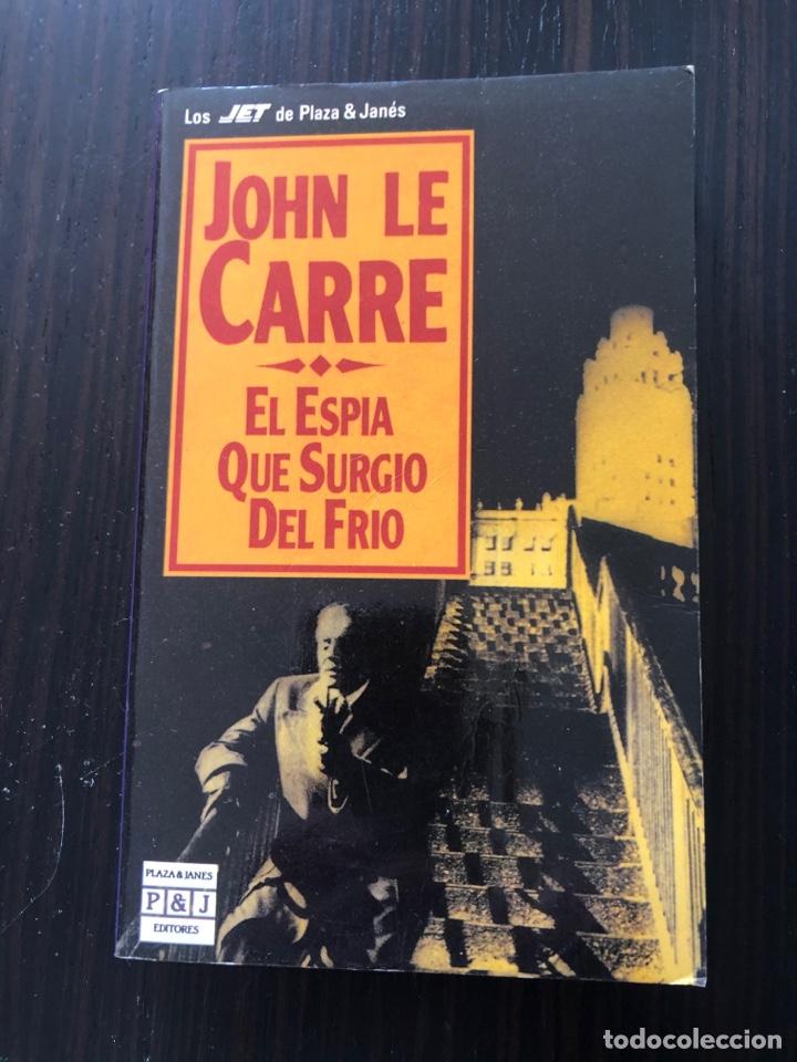 """Libros: Libro """"Llamada para el muerto"""" y """"El espía que surgió del frío"""". John Le Carré. - Foto 2 - 266562488"""