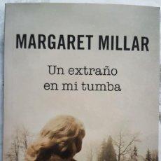 Libros: LIBRO - GRANDES CLÁSICOS DE LA NOVELA NEGRA - MARGARET MILLAR - UN EXTRAÑO EN MI TUMBA - RBA 2014. Lote 274424238