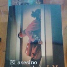 Libros: EL ASESINO DESCONSOLADO - GUELBENZU, J. M. ISBN 9788423352128 - 2017 DESTINO IN 4º RUSTICA SOLAPAS. Lote 276949653
