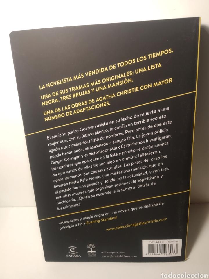 Libros: El misterio de Pale Horse Agatha Christie. Espasa - Foto 2 - 285149038