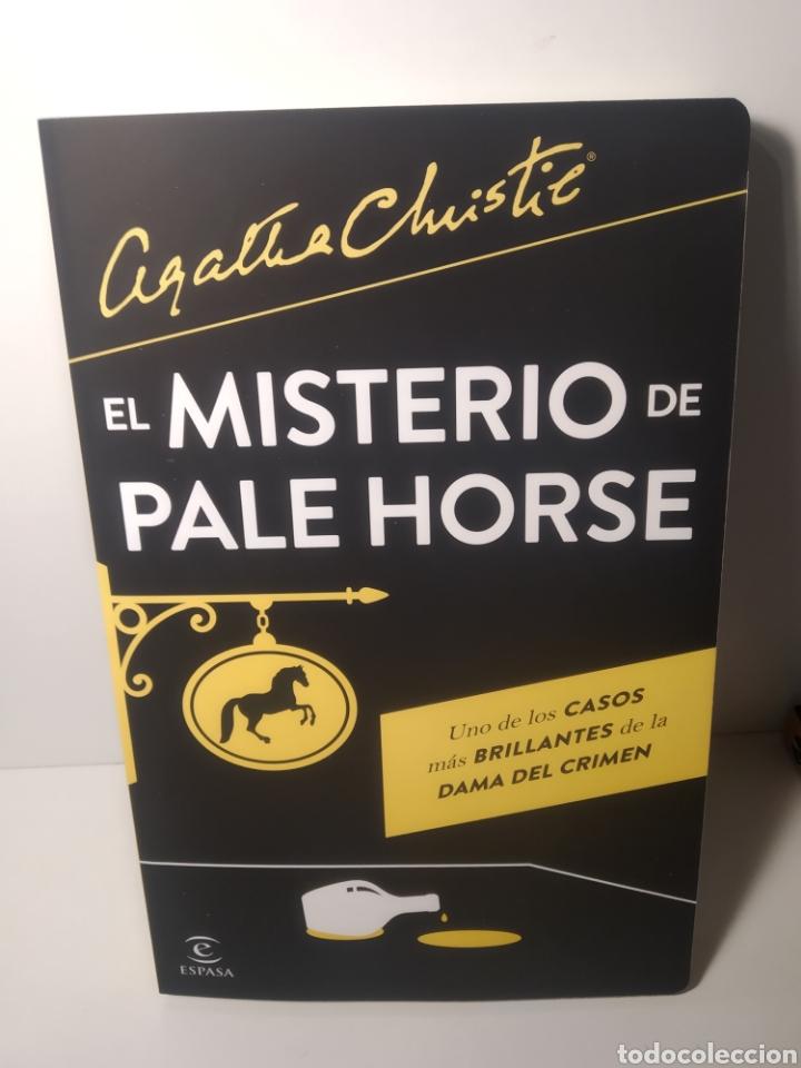 EL MISTERIO DE PALE HORSE AGATHA CHRISTIE. ESPASA (Libros Nuevos - Literatura - Narrativa - Novela Negra y Policíaca)