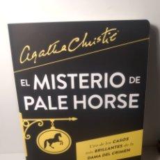 Libros: EL MISTERIO DE PALE HORSE AGATHA CHRISTIE. ESPASA. Lote 285149038