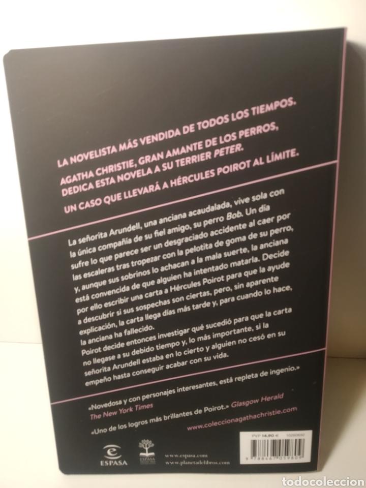 Libros: El testigo mudo Agatha Christie. Editorial:Espasa. Temática:Novela negra|Novelas de detective - Foto 3 - 285149373