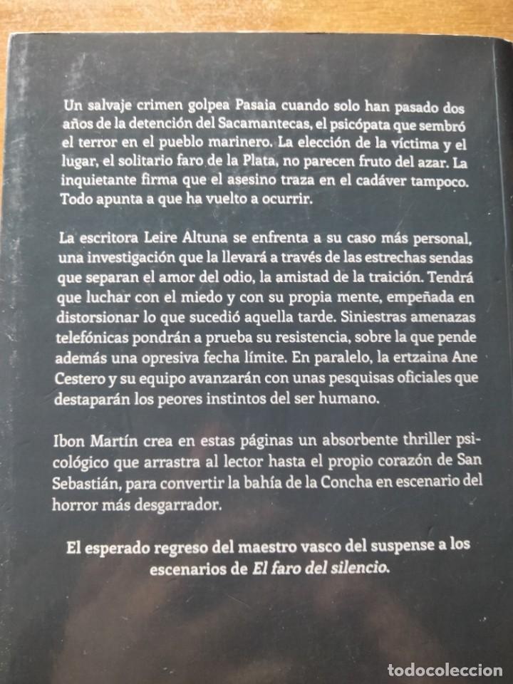 Libros: La jaula de sal. I. Martín - Foto 2 - 286650093