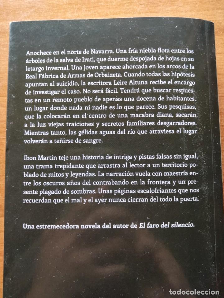 Libros: La fábrica de las sombras. I. Martín - Foto 2 - 286650693