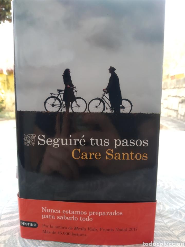Libros: Seguiré tus pasos Care Santos - Foto 4 - 286494083