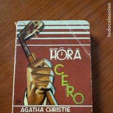 Libros: LIBRO LA HORA CERO. Lote 287250503