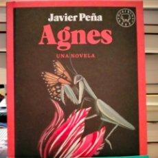 Libros: JAVIER PEÑA. AGNES .BLACKIE BOOKS. Lote 287622268