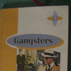 Libros: GANGSTERS STORIES OF THE MAFIA RAMON YBARRA RUBIO. BURLINGTON BOOKS, ESPAÑA, 2013. Lote 289480048