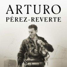 Libros: EL ITALIANO. ARTURO PÉREZ REVERTE. 2021. PRIMERA EDICIÓN. LIBRO NUEVO. Lote 289521428