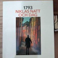 Libros: 1793. NOVELA DE N. NATT OCH DAG. Lote 292345643