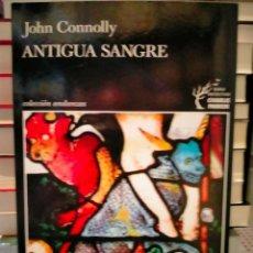 Libros: JOHN CONNOLLY. ANTIGUA SANGRE .(UN CASO DEL DETECTIVE CHARLIE PARKER 18) . TUSQUETS. Lote 292958208