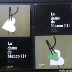 Libros: LA DAMA DE BLANCO (LOTE). Lote 293371328