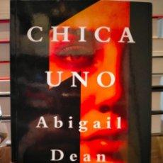 Libros: ABIGAIL DEAN. CHICA UNO .B. Lote 293513428
