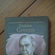 Libros: GRAHAM GREENE. EL TERCER HOMBRE. EDICIONES PRIMERA PLANA EN 1983,. Lote 293831898