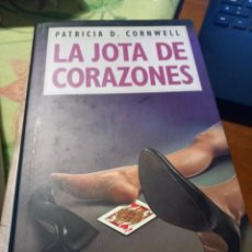 Libros: LA JOTA DE CORAZONES - PATRICIA D CORNWELL (CÍRCULO DE LECTORES). Lote 293842908