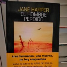 Libros: JANE HARPER. EL HOMBRE PERDIDO .SALAMANDRA. Lote 294966093