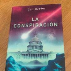 Libros: LA CONSPIRACIÓN DE DAN BROWN. Lote 295894503