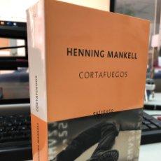 Libros: HENNING MANKELL - CORTAFUEGOS - 2006. Lote 296618363