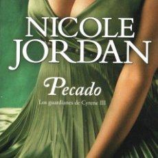 Libros: PECADO DE NICOLE JORDAN - BOOKET, PLANETA, 2013 (NUEVO). Lote 40834858