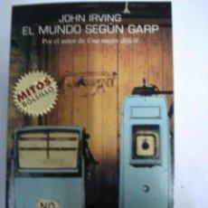 Libros: EL MUNDO SEGÚN GRAP. JOHN IRVING.. Lote 51936881