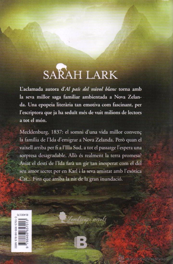 Libros: LESTACIO DE LES FLORS ENCESES de SARAH LARK - EDICIONES B, 2015 - Foto 2 - 54440374