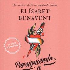 Libros: PERSIGUIENDO A SILVIA, PRIMERA PARTE DE ELISABET BENAVENT - PENGUIN RANDOM HOUSE, 2016 (NUEVO). Lote 102485278