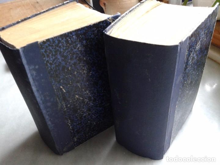 ALMAS A PRUEBA. NOVELA POR FÁSCICULOS ENCUADERNADA EN DOS TOMOS. SOBRE 1930 (Libros Nuevos - Literatura - Narrativa - Novela Romántica)