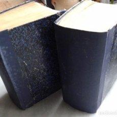 Libros: ALMAS A PRUEBA. NOVELA POR FÁSCICULOS ENCUADERNADA EN DOS TOMOS. SOBRE 1930. Lote 78399877
