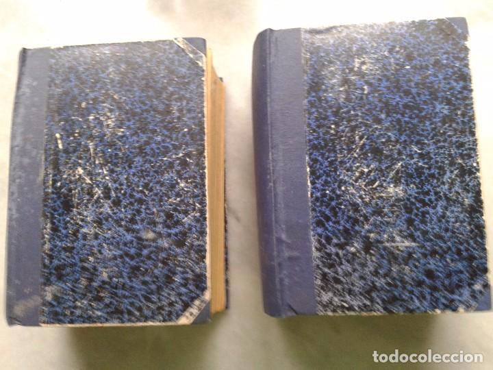 Libros: ALMAS A PRUEBA. NOVELA POR FÁSCICULOS ENCUADERNADA EN DOS TOMOS. SOBRE 1930 - Foto 2 - 78399877