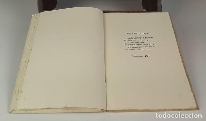 Libros: EL SOMRIURE DE SA BOQUERA. EJEMPLAR Nº 161. JOSEP PALAU. EDIC. S. A. HORTA. 1949. - Foto 5 - 79843033