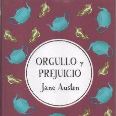 Libros: ORGULLO Y PREJUICIO DE JANE AUSTEN - ALIANZA EDITORIAL, 2016 (NUEVO). Lote 180222640
