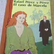 Libros: EL CASO DE MARCELA BARCELONA, 1988. EDITORIAL JUVENTUD. 3ª EDICIÓN.. Lote 90870532