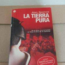 Libros: LA TIERRA PURA. Lote 92047543