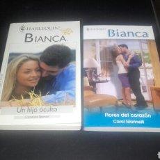Libros: NOVELAS BIANCA. Lote 93152539