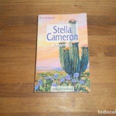 Libros: SOMBRAS, STELLA CAMERON , HARLEQUIN 318 PAG. Lote 93708935