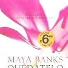 Libros: QUÉDATELO TODO ROCA BOLSILLO. Lote 95318055