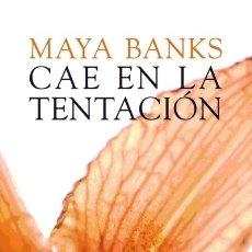 Libros: CAE EN LA TENTACIÓN ROCA BOLSILLO. Lote 95318056