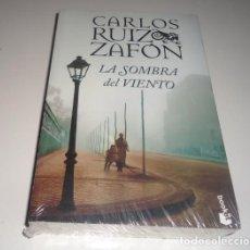 Libros: LA SOMBRA DEL VIENTO POR CARLOS RUIZ ZAFON. Lote 96071583