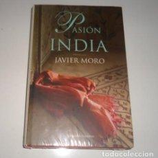 Libros: PASION INDIA POR JAVIER MORO TAPA DURA. Lote 96138735