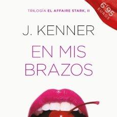 Libros: EN MIS BRAZOS DEBOLSILLO. Lote 97765255